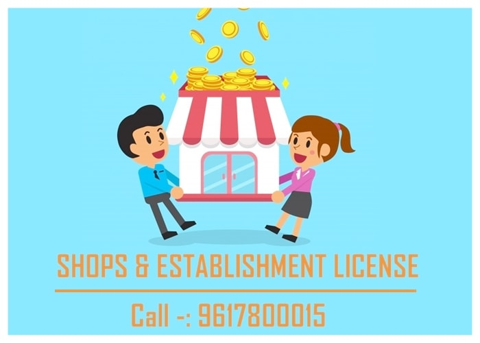 SHOPS & ESTABLISHMENT LICENSE